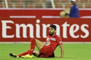 بشار رسن دیدار جام حذفی را از دست میدهد