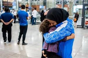 مادر قهرمان ؛ پرچمدار ایران در رقابت های جاکارتا