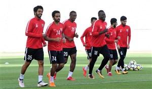 العین با 20 بازیکن به تهران سفر می کند