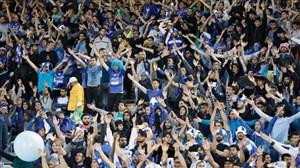 کمتر از 5 ساعت تا بازی استقلال-العین (استادیوم آزادی)