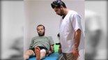 وضعیت رسول نویدکیا، یک هفته پس از جراحی رباط صلیبی