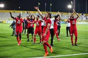 دومین رقص لزگی فرشاد در امارات؛ پیشوازِ نوروز!