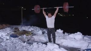 آقای خاص وزنهبرداری جهان، کیانوش رستمی
