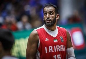 حامد حدادی جزو برترین پاسورهای فدراسیون جهانی FIBA