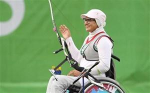 زهرا نعمتی، موفقترین چهره ایرانی در پاراآسیایی