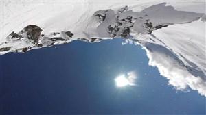 صحنه های جذاب اسکی از دوربین  ورزشی