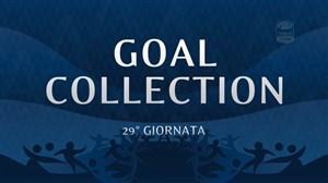 گلهای بازی های هفته 29 سری آ ایتالیا