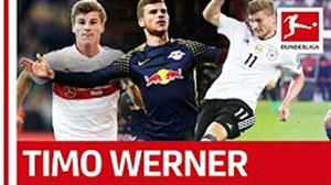 برترین لحظات تیمو ورنر در بوندسلیگا و تیم ملی آلمان