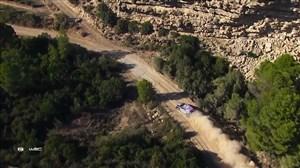 لحظاتی دیدنی رالی WRC 2017 از دوربین هوایی