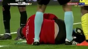 اتفاق عجیب و جنجالی در جام حذفی  امارات