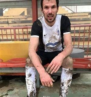 سکته و فوت برونو بوبان بازیکن 25 ساله کروات در حین بازی