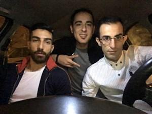 مصاحبه با محمد ایران پوریان ستاره ی تراکتورسازی