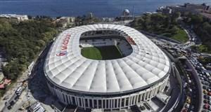 بزرگترین استادیوم های کشور ترکیه