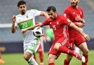 آنالیز حریف های تدارکاتی تیم ملی(تونس-الجزایر)