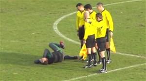 تمارضهای خندهدار و عجیب بازیکنان فوتبال
