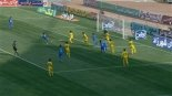 گل اول استقلال به نفت تهران(جابر انصاری)