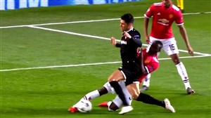 10 دفاع و تکل برتر مرحله یکهشتم نهایی لیگ قهرمانان اروپا