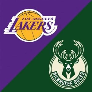 خلاصه بسکتبال لوس آنجلس لیکرز 122 - میلواکی 124