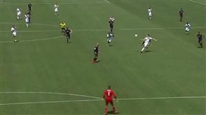 دو گل زیبای ابراهیموویچ برای لسآنجلسگلکسی در اولین بازی