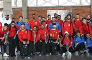 تیم الریان به تهران رسید
