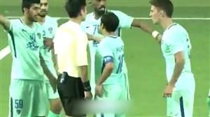 سه پنالتی جنجالی العین در بازی مقابل الهلال