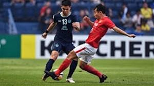 خلاصه بازی بوریرام تایلند 1 - گوانگژو چین 1