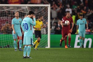 مسی در المپیکو؛ فقط یک شبح! (عکس)