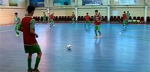 نگاهی به اردو تیم ملی فوتسال برای بازی در المپیک