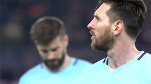 تفاوت ویژه رونالدو و مسی در لیگ قهرمانان