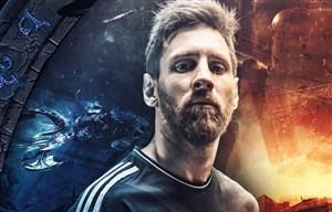 لیونل مسی ستاره ی تکرارنشدنی دنیای فوتبال