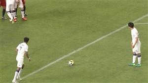 خلاصه بازی کاشیما آنتلرز 0 - سوون سامسونگ 1