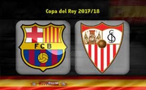 خلاصه بازی سویا 0 - بارسلونا 5