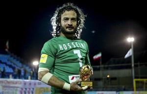 حسینی: چهارده سال است فوتبال نمیبینم
