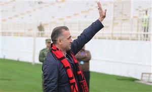 کمالوند: امیدوارم تراکتورسازی قهرمان لیگ برتر شود