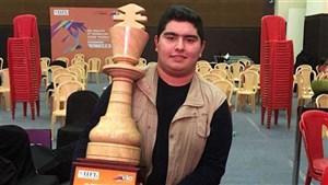 گفتگو با پرهام مقصودلو رکورد دار و قهرمان شطرنج جوانان جهان