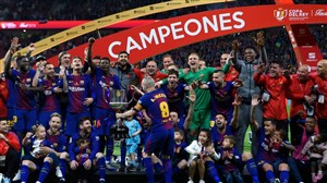 خاطره انگیزترین فصل بارسلونا; کسب 6 جام با گواردیولا