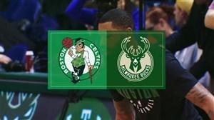 خلاصه بسکتبال بوستون سلتیکس 86 - میلواکی 97