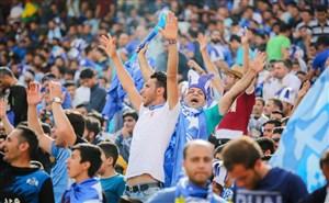 نیمی از ورزشگاه خرمشهر پر شد