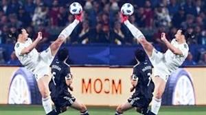 تکنیکهای دیدنی و نمایشی فوتبال در فصل 2017-2018