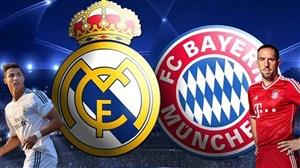 پیش بازی رئال مادرید - بایرن مونیخ