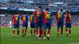 برد بارسلونا در الکلاسیکو با 6 گل در چنین روزی (سال 2009)