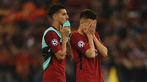 غیبت ستاره خلاق رم برابر رئال مادرید
