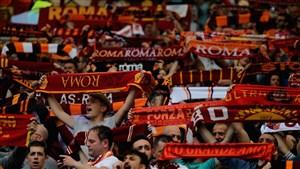 صحبت های هواداران آاس رم پس از حذف در لیگ قهرمانان