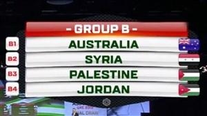 گروه B جام ملتهای آسیا