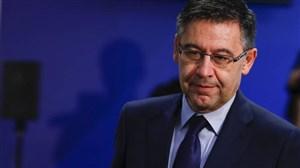 واکنش رئیس بارسلونا به جدایی رونالدو از رئال