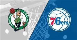 خلاصه بسکتبال بوستون سلتیکس 114 - فیلادلفیا 112