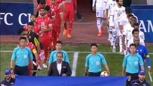 ورود دو تیم پرسپولیس و الجزیره و طرح موزاییکی برانکو