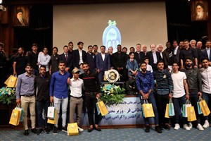 حواشی جشن قهرمانی آبی های پایتخت