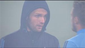 اشکها و لبخندهای بازیکنان پس اتمام بازی در فینال لیگ اروپا