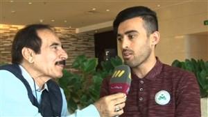 صحبت های بازیکنان ذوب آهن در مورد ماه مبارک رمضان